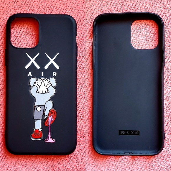 Accessories Kaws Iphone 11 Pro Phone Case Poshmark